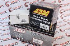 AEM Water/Methanol Injection Kit +AEM Injection Filter + AEM Wideband UEGO Gauge