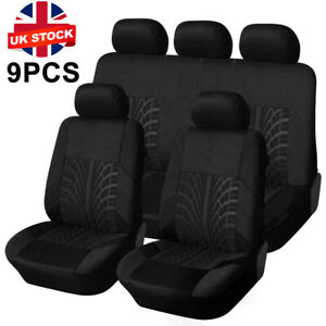 Heavy Duty Van Seat Covers Single Drivers And Double Passengers Seat Covers Rhinos-Autostyling FOR VAUXHALL VIVARO 2015 Green Camouflage Military 2 1
