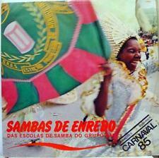 Sambas De Endredo - Das Escolas De Samba Do Grupo 1A LP Mint- 503 6024 Vinyl