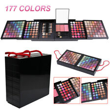 Pro Kit Beauty Cosmetic Eyeshadow Pro 177 Full Color Makeup Blush Palette Set