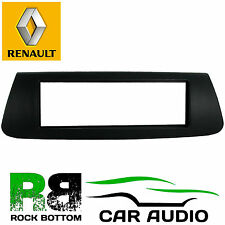 Renault Scenic MK3 2009 Onwards Single Din Car Stereo Radio Fascia Panel AFC6071