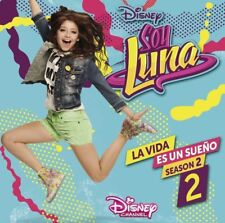 SOY LUNA: LA VIDA ES UN SUENO VOL.2 (INT.VERSION)   CD NEU