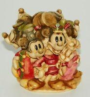 Disney Harmony Kingdom Figurine Exclusive Mickey Through The Years WDWRMM 2000