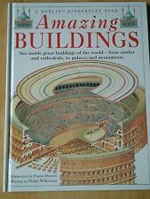 Amazing Buildings Coffee Table  Gift Book Wilkinson Architecture Great Graphics