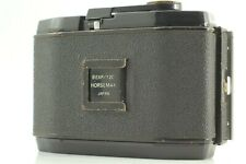[Exc+4] Horseman 8exp 120 6x9 Roll Film Back Holder 4x5 From Japan *00002
