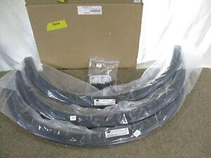 OEM Subaru Outback Wheel Arch Moldings 3 NEW Pieces LR, RF, LF E201SAL000 & Kit