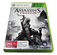 Assassin's Creed III XBOX 360 PAL