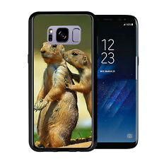 Prairie Dog Friends For Samsung Galaxy S8 2017 Case Cover by Atomic Market