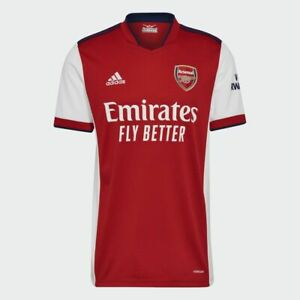2021/22 Arsenal Mens Home Jersey