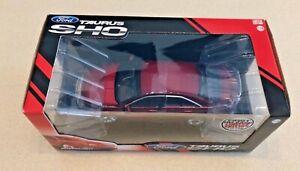 Greenlight Limited Edition Ford Taurus SHO - Red - 1:24 - NIB & Unopened