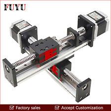 Ball Screw Drive CNC Linear Stage Actuator Slide Motion Guide Rail Nema 23 Motor