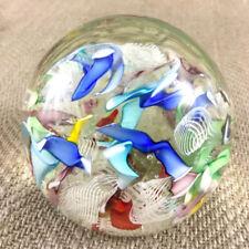 Millefiori Vintage Original Italian Art Glass