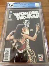 WONDER WOMAN #41 CGC 9.6 (2015) JOKER COVER | BRIAN BOLLAND | DC Comics Batman