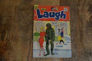 Laugh #130 Archie Series January 1962 Silver Age Comic Book GD- 2.0