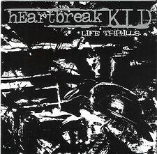 HEARTBREAK KID - LIFE THRILLS CD HARDCORE MADBALL AGNOSTIC FRONT SICK OF IT ALL