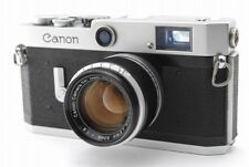 【Near MINT】 Canon P 35mm Range finder Camera w/ 50mm f/1.8 Lens from Japan 1022