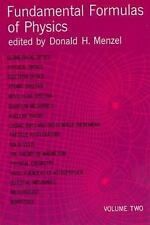 Fundamental Formulas of Physics, Vol. 2