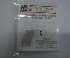 """Keltec"" P-11/PF-9/P-380/P-32 Trigger Shoe"