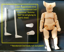 3D-Printed Nendoroid Doll Shoe Soles/Dummy Feet (SOLES ONLY) PANDEMIC FREEZE
