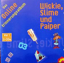 DCD / WICKIE,SLIME UND PAIPER / Ö3 / AUSTRIA / DANZER / AMBROS / CHUZPE / RAR /