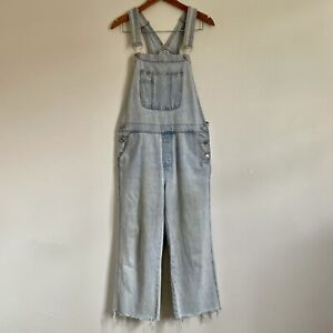 ASSEMBLY Denim Overalls sz 10