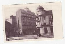 YUGOSLAVIA, 1925 ppc. Belgrade, Palace Hotel, 50p. & 1d., Belgrade to Belgium.