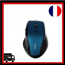 Gaming Mouse Souris 2.4GHz Sans fil Optique Pour Ordinateur Portable PC