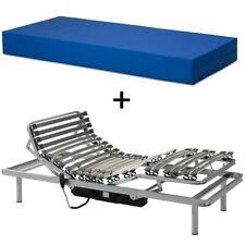 Geriaconfort® Pack cama articulada más colchón sanitario 25 Kg HR (90x190)