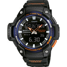 Casio watch reloj climbing pro trek TWIN SENSOR trail adventure snow ALPINE UHR