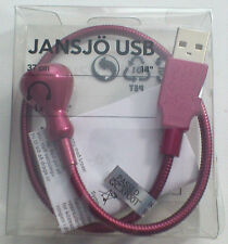 LED USB Light Wine Red - Jansjo for Laptop, Netbook, Notebook. IKEA  New