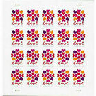200 USPS Stamps Love Heart Blossoms Stamps (10 sheets of 20)