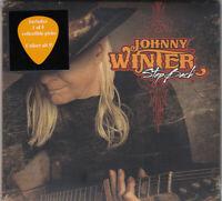Johnny Winter - Step Back (2014)  CD  NEW/SEALED  SPEEDYPOST