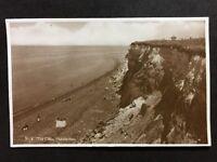 RP Vintage Postcard - Norfolk #8 - The Cliffs, Hunstanton - 1947 Coates