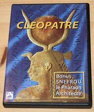 Cléopâtre - Snefrou : le pharaon architecte - DVD