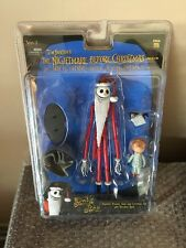 Santa Jack Skellington Nightmare Before Christmas Exclusive NECA Reel Toys