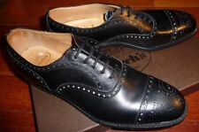 Scarpe Shoes CHURCH DIPLOMAT Black UK 7.5F = IT 41,5 Pianta Normale