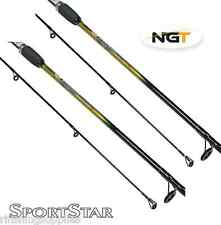 2 X NEW 6FT 2 PIECE NGT SPORTSTAR SPINNING ROD FOR PERCH PIKE RIVER FISHING