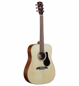 Alvarez RD26 Dreadnought Acoustic Guitar with Padded Gig bag