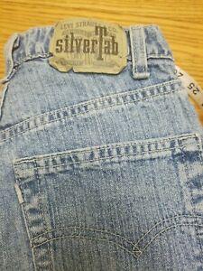 Vintage Levis silvertab loose 29 x 30 USA 5928B actual 28 waist euc 90's Jeans