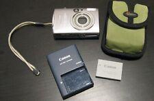 Canon PowerShot SD800 IS Digital Point & Shoot Camera 7.1 MP 3.8 Zoom