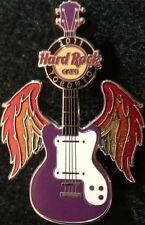 Hard Rock Cafe TORONTO 2011 GAY PRIDE PIN Rainbow Wings Guitar HRC Catalog 61612