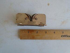 Vintage Eversharp Mountable Knife Sharpener, Knife Collectible HTF