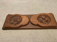 More details for antique oak original book slide