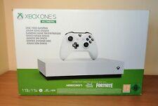 Xbox One S 1TB All Digital GARANZIA 2022 - APERTA MAI USATA - PES 2020 FORTNITE