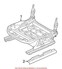 For BMW Genuine Seat Adjuster Right 52107118490