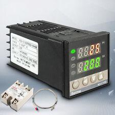 0 to 999℃ Digital PID Contrôleur Température Régulateur + K Thermocouple Probe