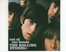 CD THE ROLLING STONES	out of our heads	DSD REMASTERED	EX	 (B4296)