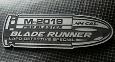CUSTOM BLADE RUNNER PKD BLASTER DISPLAY PLACARD PROP DETECTIVE SPECIAL