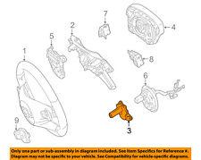 MERCEDES OEM 09-11 SLK350 ABS Anti-Lock Brakes-Steering Sensor 1715451632