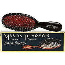 Mason Pearson Pocket Brush - Travel Brush - Nylon Hair Brush